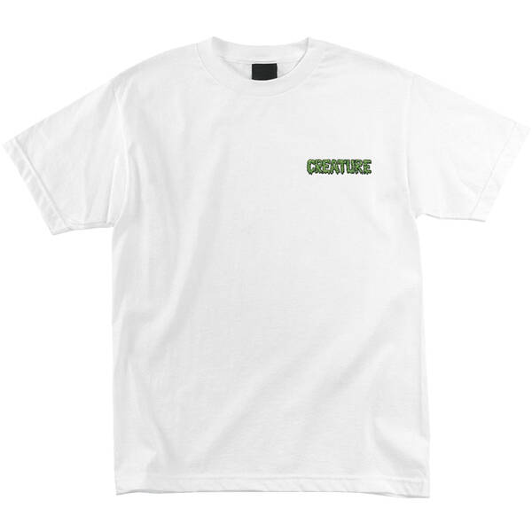 Creature Skateboards T-shirt Hellucinations S/S