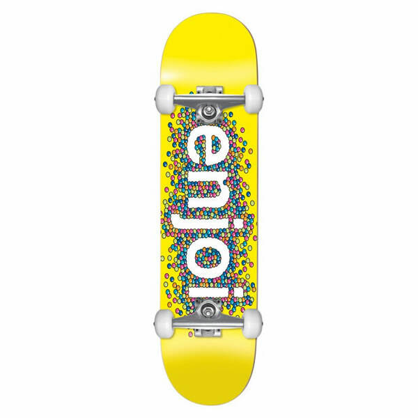 Enjoi Complete Skateboard - Candy Coated Resin First Push 8.25""