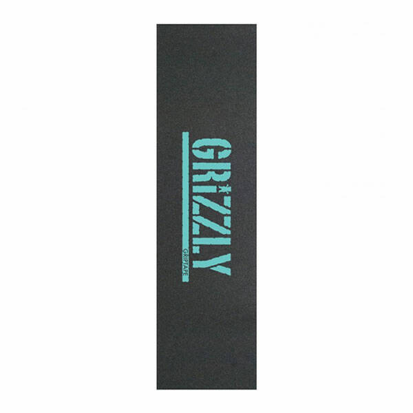 Grizzly Griptape - Grizzly Stamp Mint Print