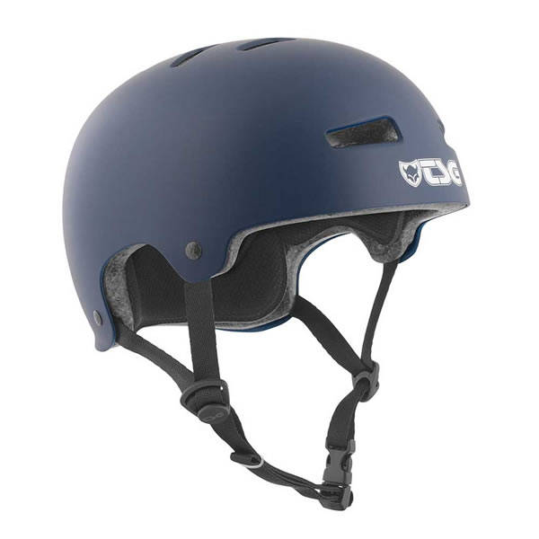 TSG Helmet Evolution Satin - Blue