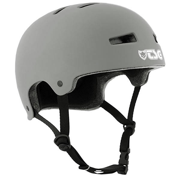 TSG Helmet Evolution Satin - Coal
