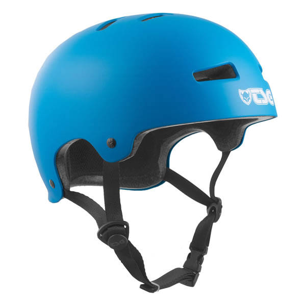 TSG Helmet Evolution Satin - Dark Cyan