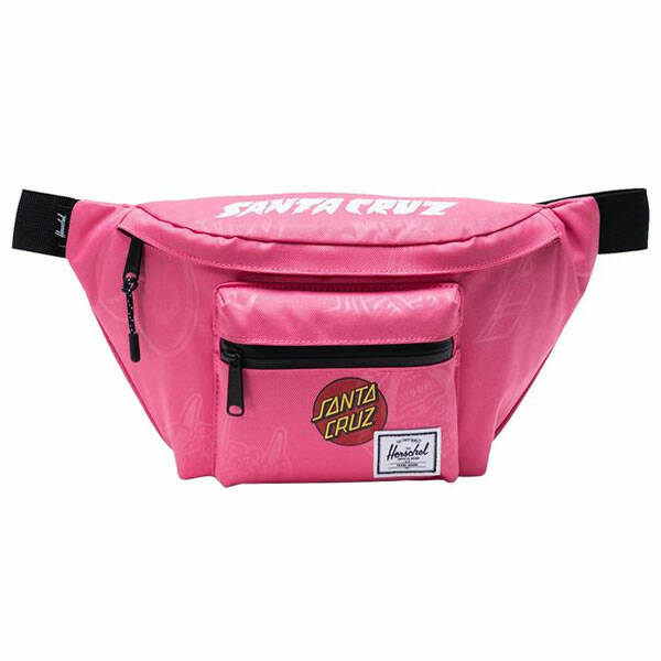 Hip-Bags Santa-Cruz Seventeen Hot Pink Speed Wheels