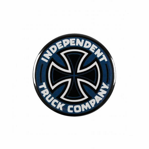 Independent Blue Pin