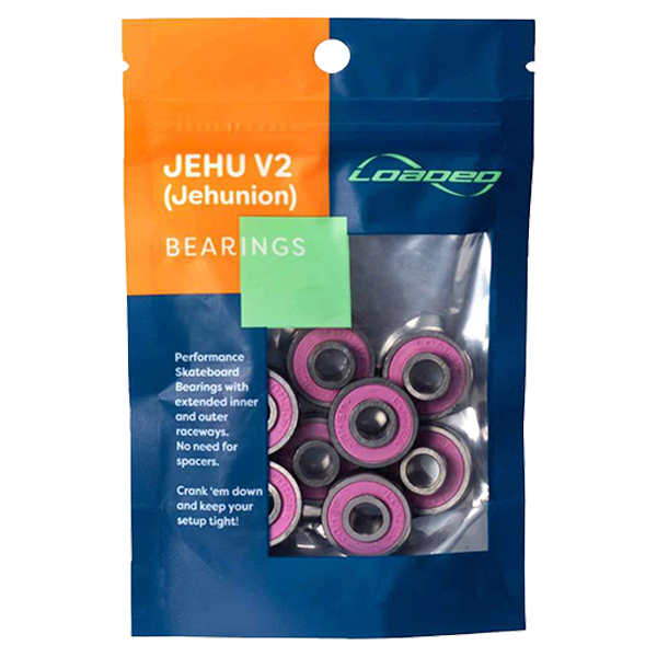 Loaded Jehu V2 Bearings