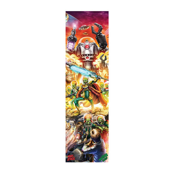 MOB Griptape Mars Attacks Poster