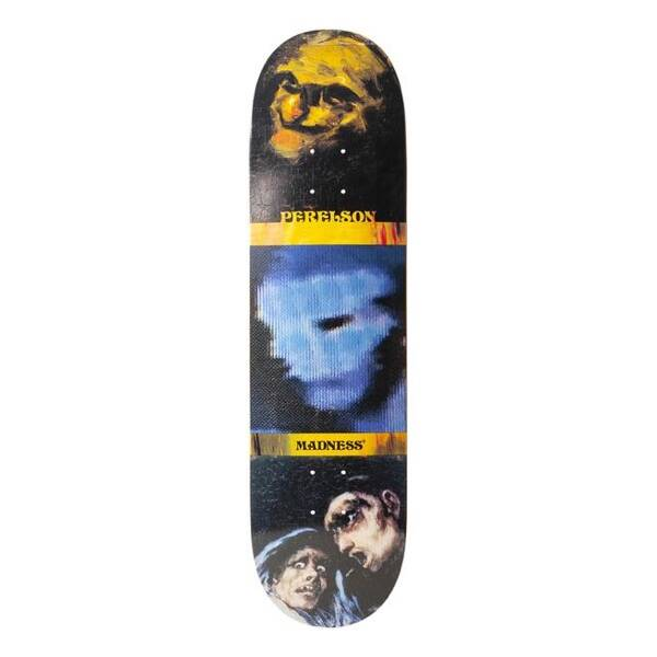 Madness Skateboards - Shape Shifter - Alex Perelson