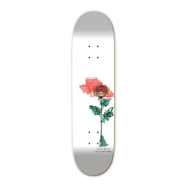 Meow Skateboards Lacey Baker Rose