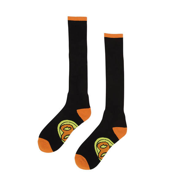 OJ Wheels Elite Crew Socks - Black