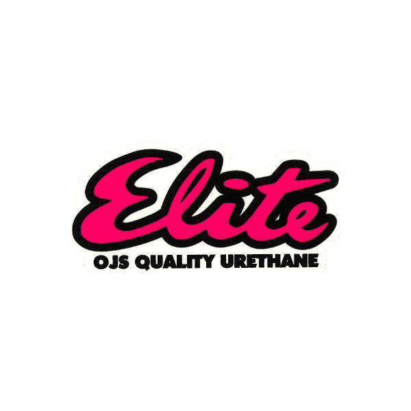 OJ Wheels Elites Sticker