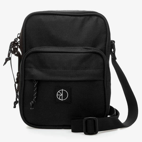 Polar Skateboards Cordura Dealer Bag - Black