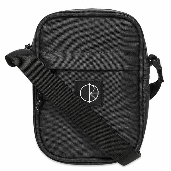 Polar Skateboards Cordura Mini Dealer Bag - Black