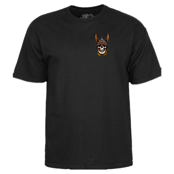 Powell Peralta T-shirt - Andy Anderson - Black