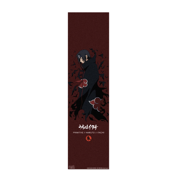 Primitive x Naruto Crows Skateboard Griptape