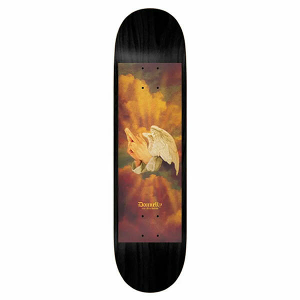 """Real Skateboard Deck - Donnelly Praying Fingers 8.06"""""""