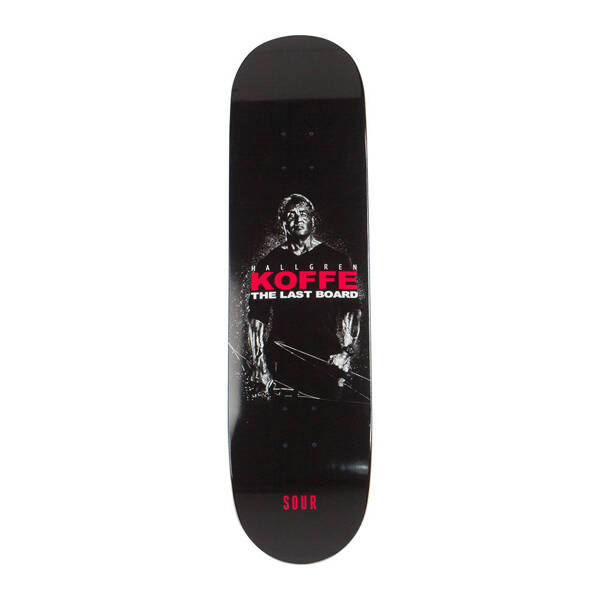 """Sour Solutions - Koffe The last Board 8.25"""""""