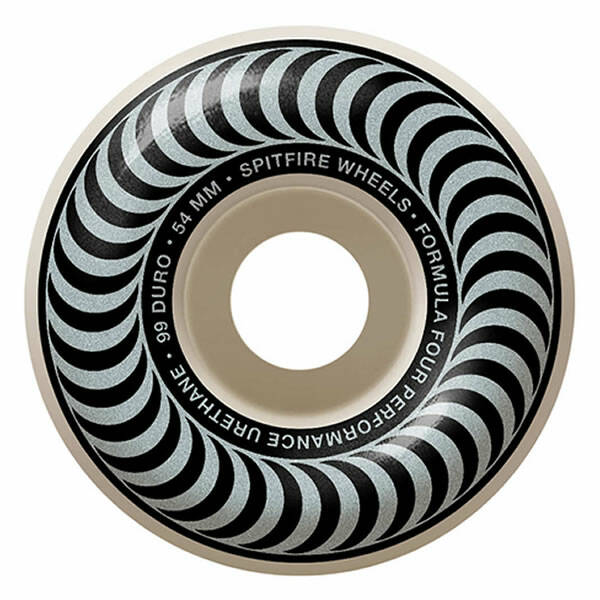 Spitfire Wheels - Formula Four Classic Wheels 54mm