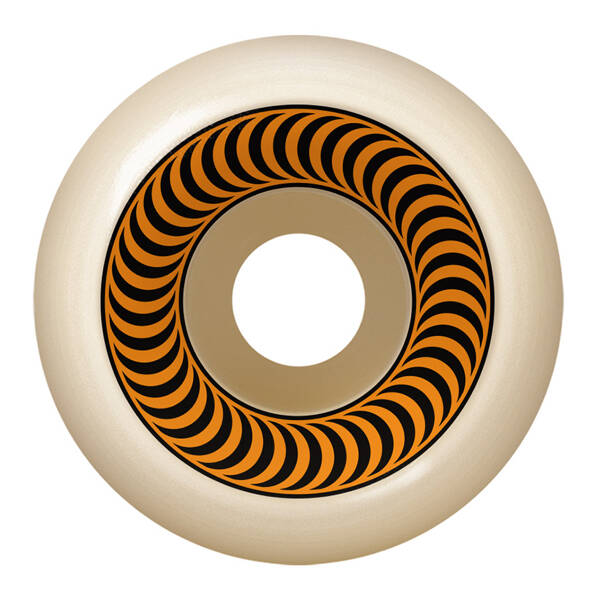Spitfire OG Classic Wheels White/Orange 99D 53mm