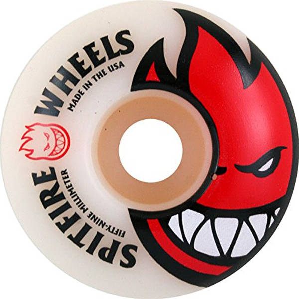 Spitfire Wheels - Formula Four Conical Full