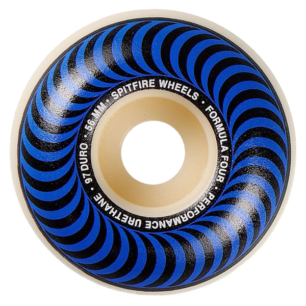 Spitfire Wheels - Formula Four Classic Wheels 97D 56mm