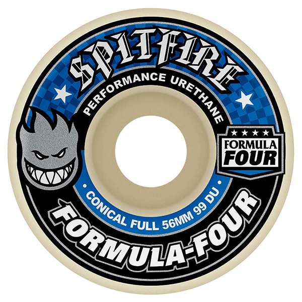 Spitfire Wheels Formula Four Conical Full 99D 56mm