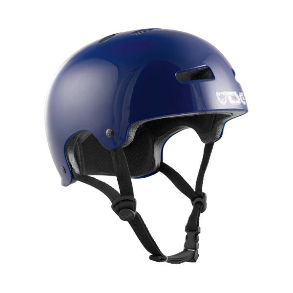 TSG Helmet Evolution - Gloss Evo Blue