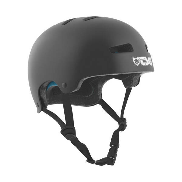 TSG Helmet Evolution Kids Satin Black