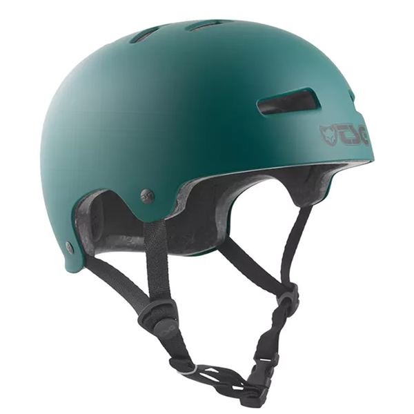 TSG Helmet Evolution Satin - Forest