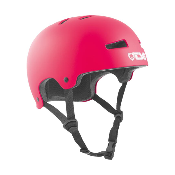 TSG Helmet Evolution Satin - Pink