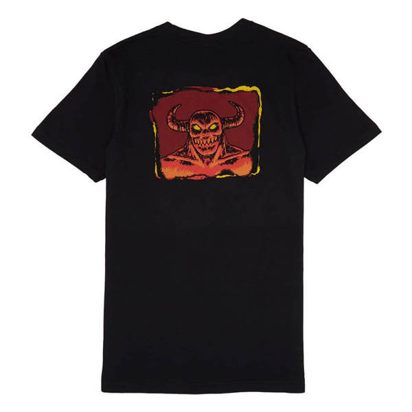 Toy Machine Hell Monster T-Shirt - Black