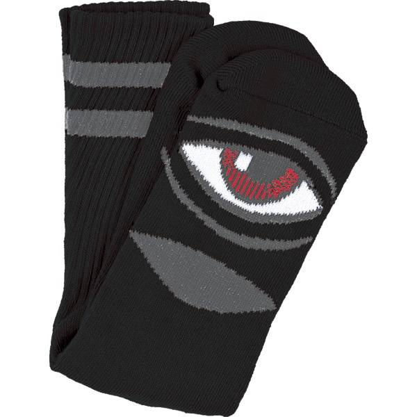 Toy Machine Sect Eye Sock III - Black