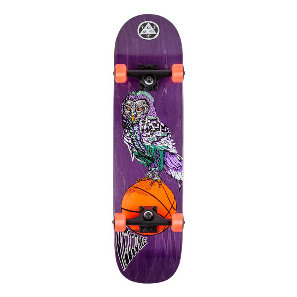 Welcome Complete Skateboard - Hooter On Bunyip