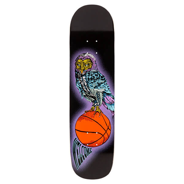 Welcome Skateboard Deck - Hooter Shooter 8.25""