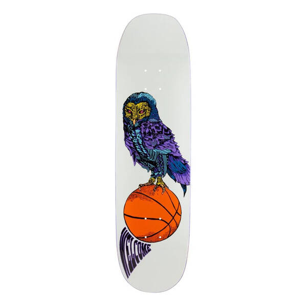 Welcome Skateboards - Hooter Scooter on Moontrimmer