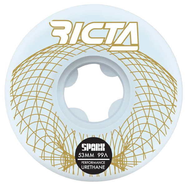 Ricta Wheels - Wireframe Sparx 99a 53mm