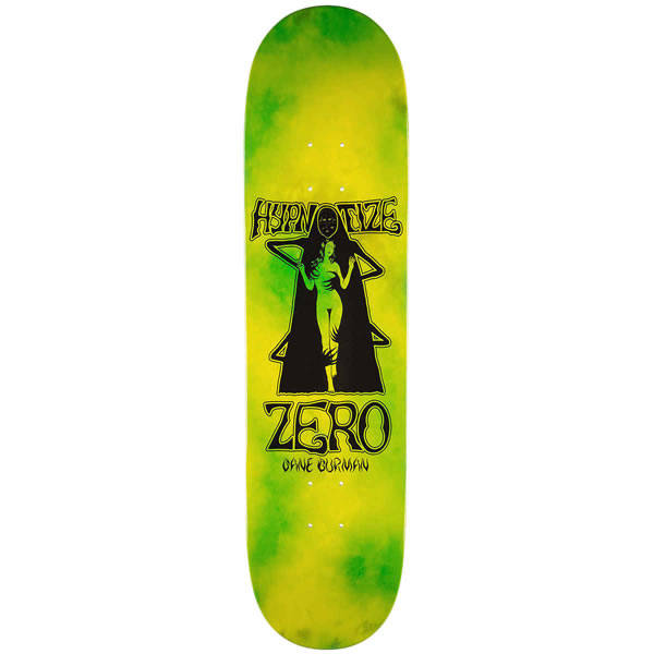 Zero Burman Hypnotize Deck (green)