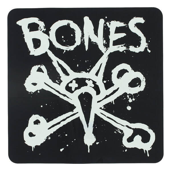 Bones Vato OP Square Sticker