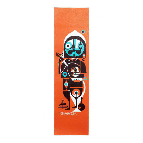 Darkroom Griptape Soloist Orange