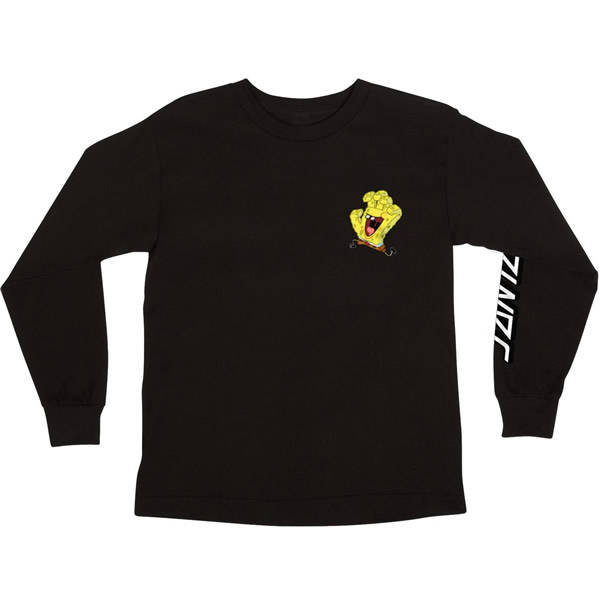 Santa Cruz SpongeBob Longsleeve Youth