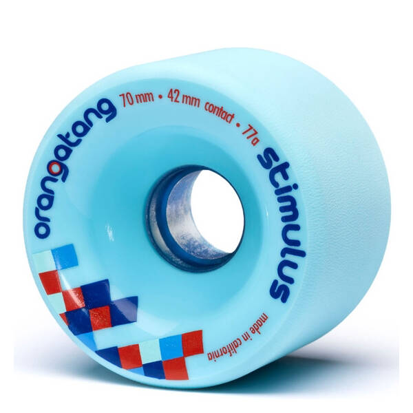 Orangatang Wheels Stimulus Blue 70mm
