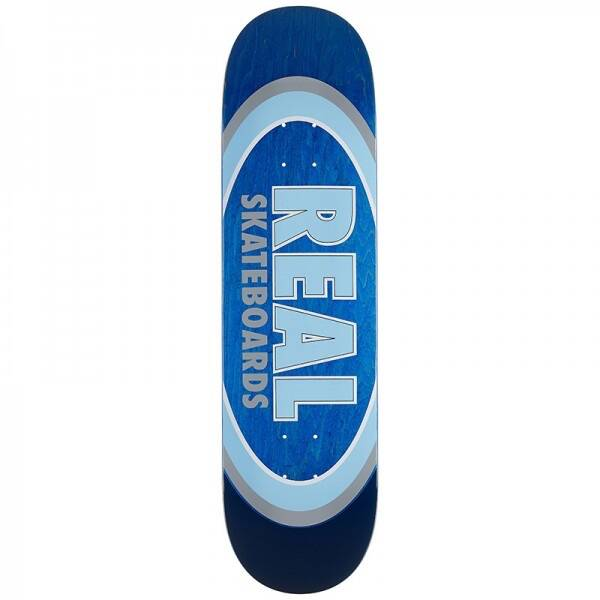 Real Skateboards - Real Team Dual Oval