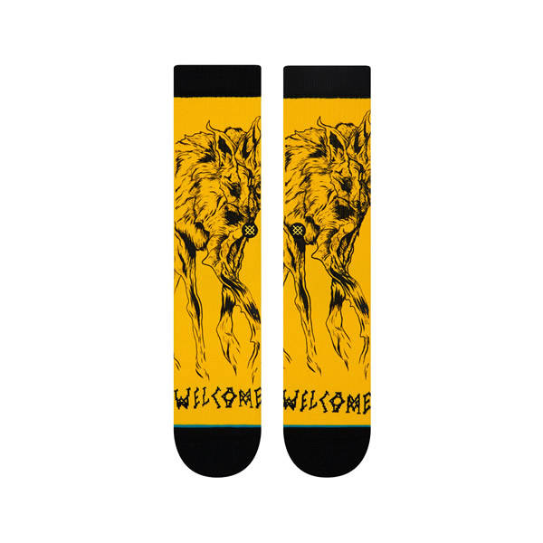 Stance Welcome Socks  - Wolves
