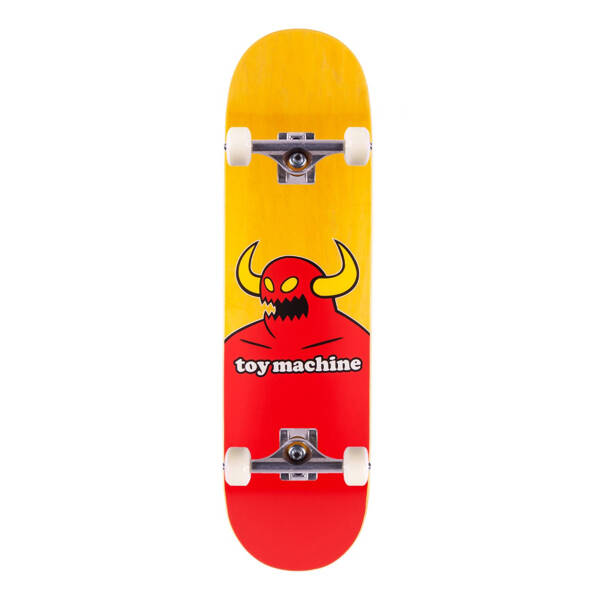 "Toy Machine Skateboards - Monster 8"" Forest Green"