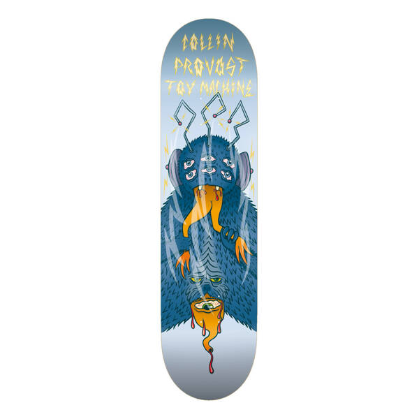 Toy Machine Skateboards - Provost Cannibal Sect