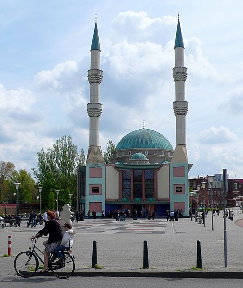 nijmegen muslim The managing of religious diversity is a topic that is of increasing interest as countries and organizations become increasingly multi-cultured and religiously diverse in this paper, we aim.