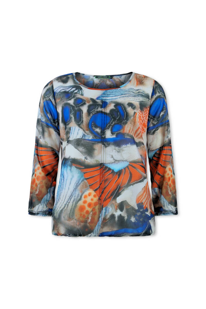 Lizzy & Coco | Blouse Salie Watercolor