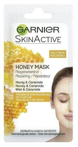 Garnier Skin active Rescue Honey masker
