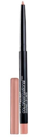 Maybelline Lipliner Color Sensational 10 Nude Whisper