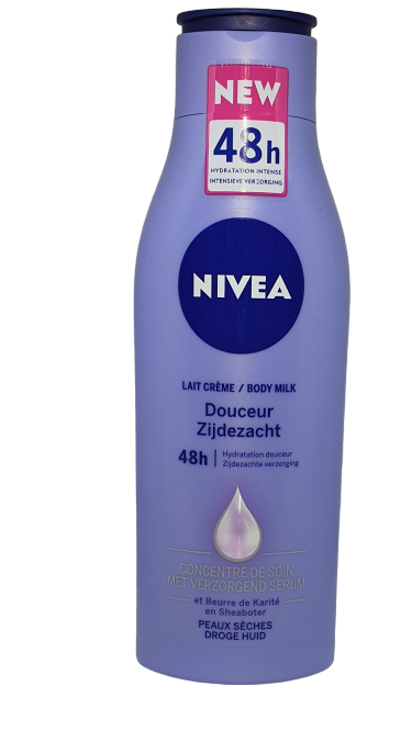 Nivea Body Milk Zijdezacht