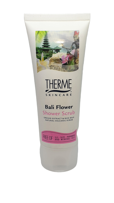Therme Shower Scrub Bali 75ml